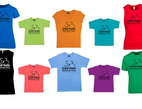 Great Koala National Park t-shirts for sale!